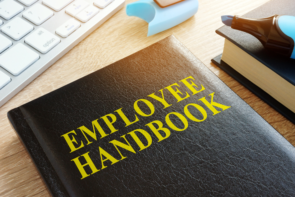 Human resources and employee handbooks